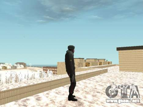 Pack de ruso de armas pequeñas para GTA San Andreas quinta pantalla