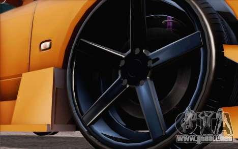 Nissan Silvia S15 GT Uras para la visión correcta GTA San Andreas