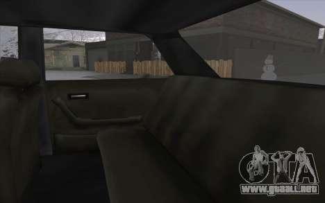 VC Admiral para visión interna GTA San Andreas