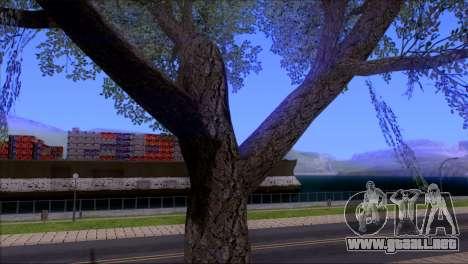 ENBSeries by egor585 V4 para GTA San Andreas octavo de pantalla