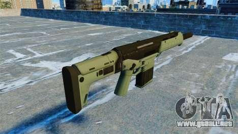 Rifle de asalto Grendel v2.0 para GTA 4 segundos de pantalla