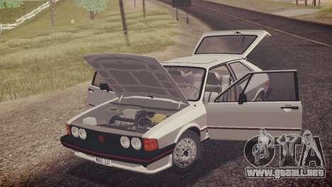 Volkswagen Scirocco S (Typ 53) 1981 HQLM para las ruedas de GTA San Andreas