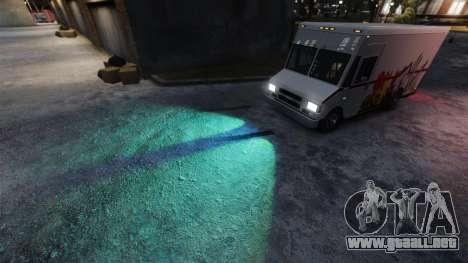 Luz verde para GTA 4 segundos de pantalla