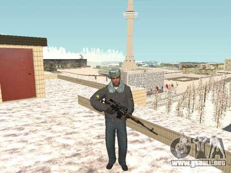 Pack de ruso de armas pequeñas para GTA San Andreas