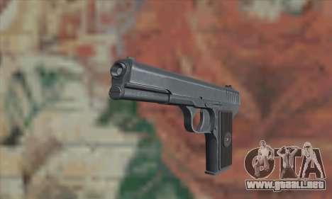 TT Pistol para GTA San Andreas
