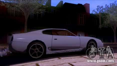 ENBSeries by egor585 V4 para GTA San Andreas segunda pantalla