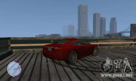 F620 из GTA 4 EFLC TBOGT para GTA 4 left