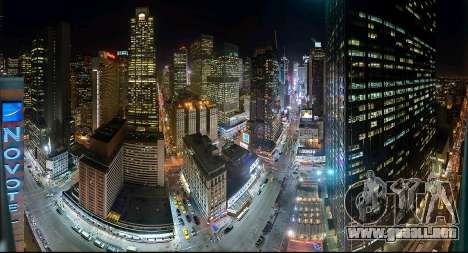 Pantallas de carga, Nueva York para GTA 4