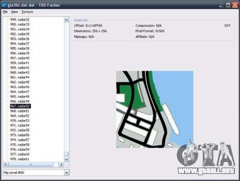 TXDFucker build 415 stable x86-x64 para GTA San Andreas Android