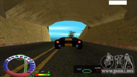 El límite de velocidad para SAMP para GTA San Andreas