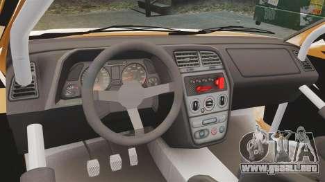 Peugeot 306 [RC] Unal Turan para GTA 4 visión correcta