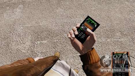 El tema para el teléfono Hallowicked Brew para GTA 4