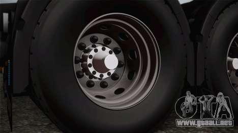 Volvo FH13 500 para la visión correcta GTA San Andreas