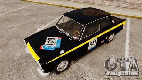 Lotus Cortina 1963 para GTA motor 4