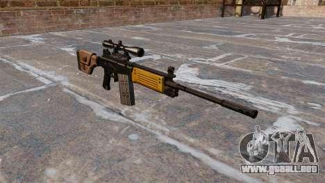 Rifle de asalto IMI Galil para GTA 4