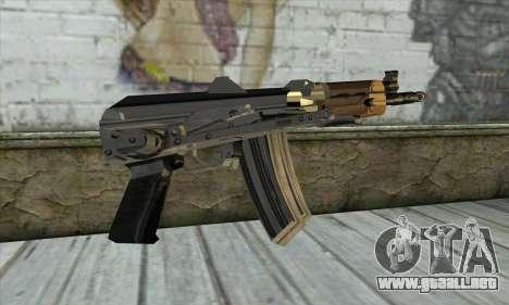 M85 para GTA San Andreas segunda pantalla