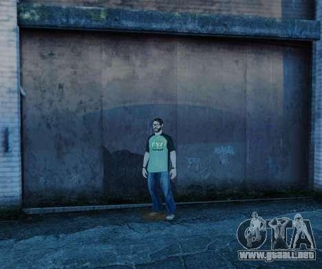 Láser punto v2.0 para GTA 4 segundos de pantalla