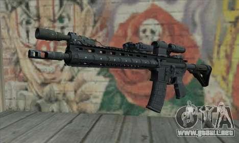 Warfighter-Larue OBR de Medal of Honor para GTA San Andreas