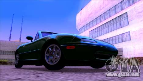 ENBSeries by egor585 V4 para GTA San Andreas sucesivamente de pantalla