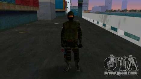 Luchador Alfa Antiterror para GTA Vice City tercera pantalla