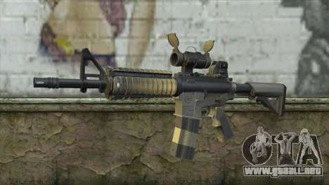 MK18 para GTA San Andreas