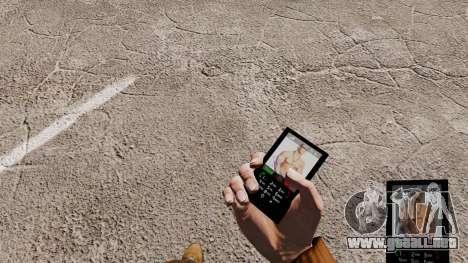 John Cena tema para tu teléfono para GTA 4