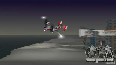 El an-28 para GTA Vice City