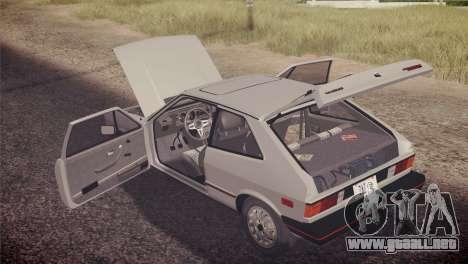 Volkswagen Scirocco S (Typ 53) 1981 HQLM para GTA San Andreas