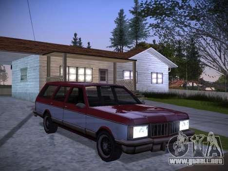 ENBSeries by Pablo Rosetti para GTA San Andreas séptima pantalla