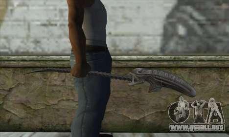 Lanza para GTA San Andreas tercera pantalla