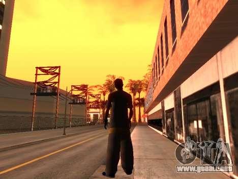 La Piel De Trazadores para GTA San Andreas tercera pantalla