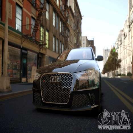 Inicio pantallas de GTA IV para GTA 4 adelante de pantalla