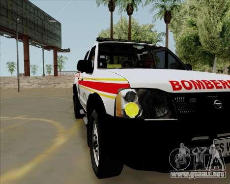 Nissan Terrano para la visión correcta GTA San Andreas