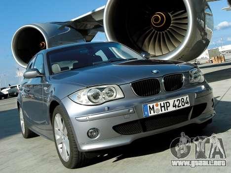 Inicio pantallas BMW 120i para GTA 4