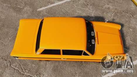 Lotus Cortina 1963 para GTA 4 visión correcta