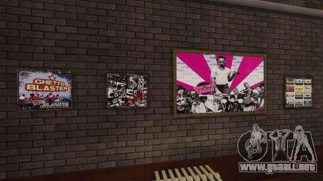Nuevos carteles en el apartamento de Playboy para GTA 4