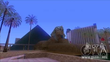 ENBSeries by egor585 V4 para GTA San Andreas undécima de pantalla