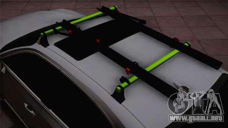 Lexus GS250 F para la visión correcta GTA San Andreas