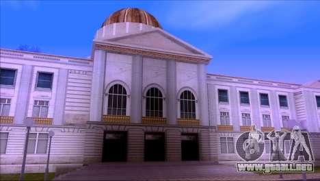 ENBSeries by egor585 V4 para GTA San Andreas quinta pantalla