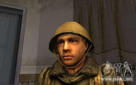Los soldados de la SA y la de la guardia Naciona para GTA San Andreas sexta pantalla