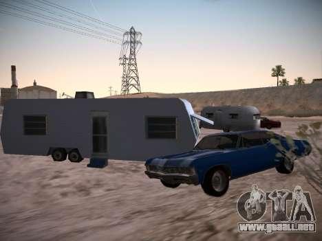 ENBSeries by Pablo Rosetti para GTA San Andreas sexta pantalla