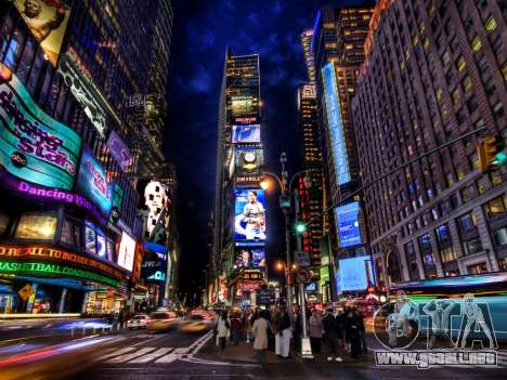 Pantallas de carga, Nueva York para GTA 4 tercera pantalla