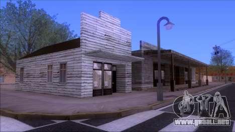 ENBSeries by egor585 V4 para GTA San Andreas décimo de pantalla