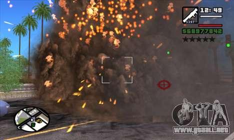 Slow Motion para GTA San Andreas segunda pantalla
