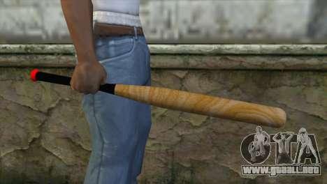 Bate de béisbol para GTA San Andreas tercera pantalla