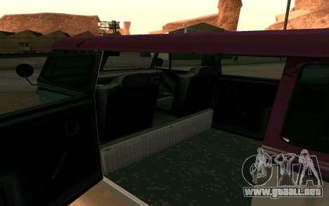 GTA V Surfer Rusty para la visión correcta GTA San Andreas