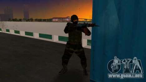 Luchador Alfa Antiterror para GTA Vice City