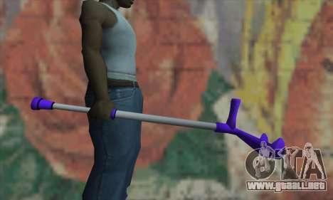 Muleta para GTA San Andreas tercera pantalla