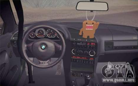 BMW M3 E36 Angle Killer para la visión correcta GTA San Andreas