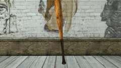 LCN Baseball bat para GTA San Andreas